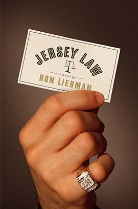 Jersey Law, by Ron Liebman